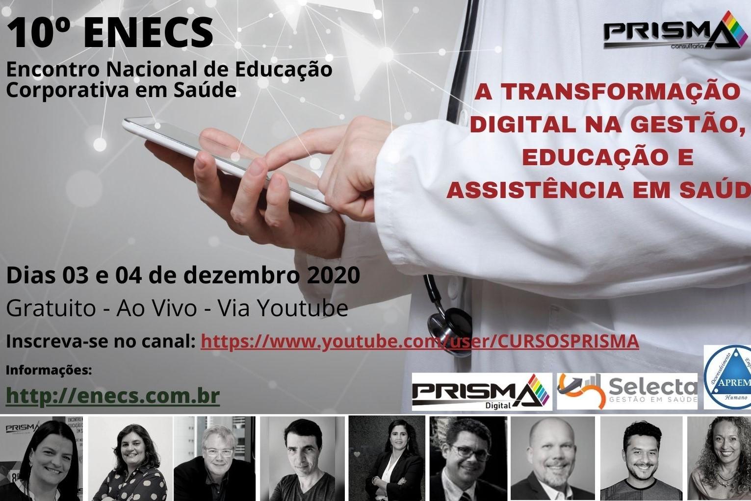 banner 10º ENECS